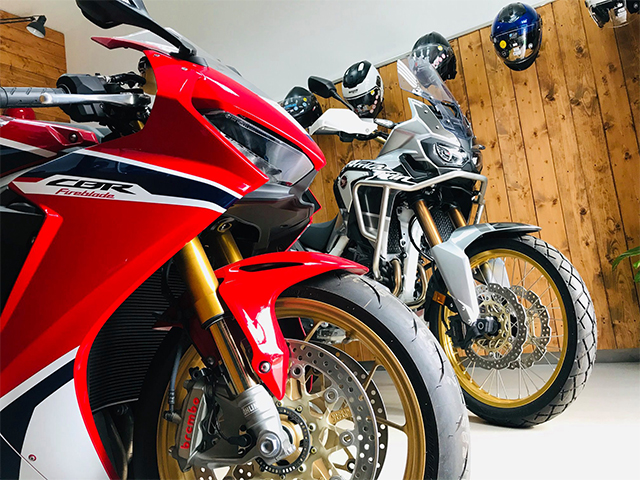 officina moto honda messina